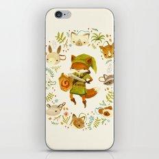 The Legend Of Zelda: Mam… iPhone & iPod Skin