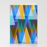 Icicles. Stationery Cards