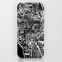 NEW YORK CITY MAP iPhone 6 Slim Case