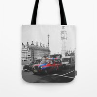 Travelling The British W… Tote Bag