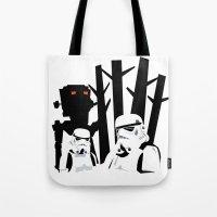 Troopers Tote Bag