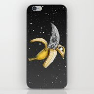 A Planetary Plantain iPhone & iPod Skin