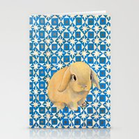 Charlie The Rabbit Stationery Cards