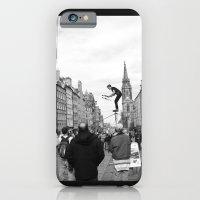 Edinburgh stuntman iPhone 6 Slim Case