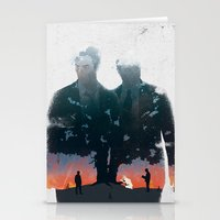 True Detective - The Long Bright Dark Stationery Cards
