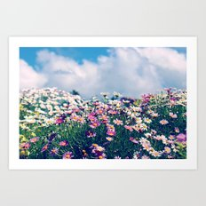 Spring Things Art Print