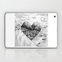 Wild At Heart Laptop & iPad Skin