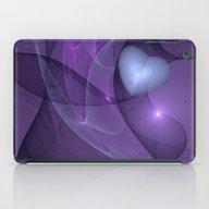 A Lonely Heart Fractal A… iPad Case