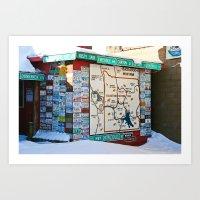 Buckaroo Bills Art Print