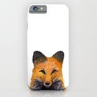 Merry Foxmas! iPhone 6 Slim Case