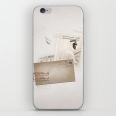 The Message, Gallery One iPhone & iPod Skin