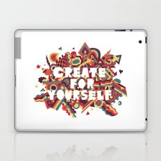 Create For Yourself (1) Laptop & iPad Skin