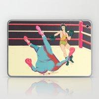Punch Drunk Love II Laptop & iPad Skin
