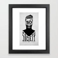 Vision I  Framed Art Print