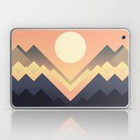 The Sun Rises Laptop & iPad Skin