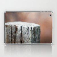 Fence Post Laptop & iPad Skin