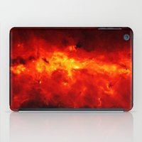 The Painted Space Lava iPad Case