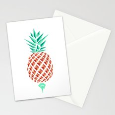 Sobriquet Pineapple. Stationery Cards