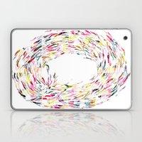 Aztec Geometric Swarm Laptop & iPad Skin