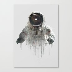 Astronaut II Canvas Print