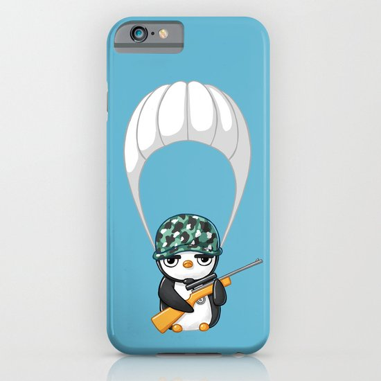 Commando iPhone & iPod Case