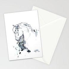 Horse Study I Stationery Cards