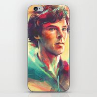 A Study in Neon iPhone & iPod Skin