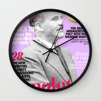 COSMARXPOLITAN, Issue 17 Wall Clock