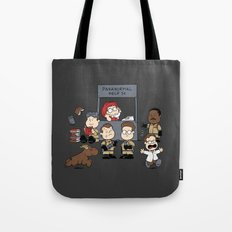 The Busters Are In! Tote Bag