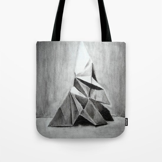 Origami Butterfly Tote Bag