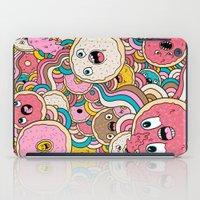 Donut Doodle iPad Case