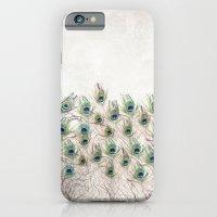 Peacock Field iPhone 6 Slim Case