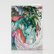 Sea Horse 1 Stationery Cards