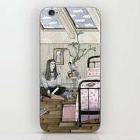 Girls Bedroom iPhone & iPod Skin