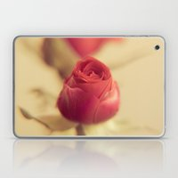 A Red Rose For Your Swee… Laptop & iPad Skin