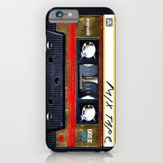 classic retro Gold mix cassette tape iPhone 4 4s 5 5c, ipod, ipad, tshirt, mugs and pillow case iPhone 6 Slim Case