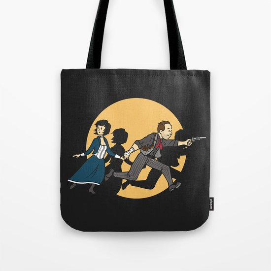TinTinfinite Tote Bag