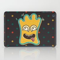 Cute Monster iPad Case