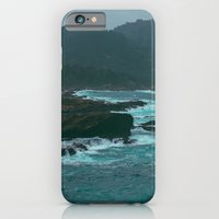 Big Sur Rocky Shore iPhone 6 Slim Case