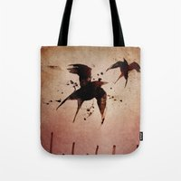 On Your Fears,  ... Swal… Tote Bag