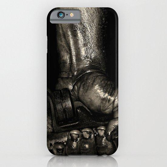 The Mechanic iPhone & iPod Case