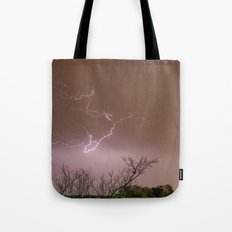 Amplified Tote Bag