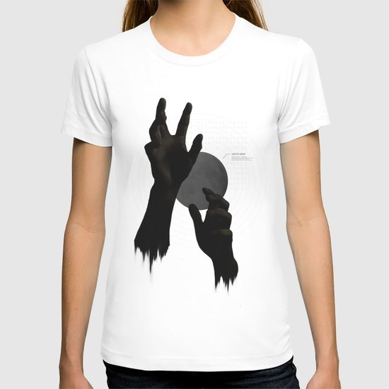 Hand's on the Moon T-shirt