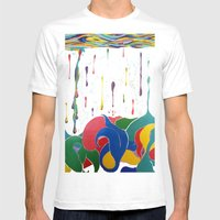 Plenty Of Sea In The Fis… Mens Fitted Tee White SMALL