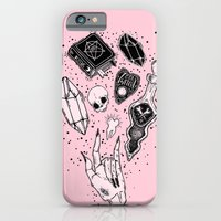 iPhone Cases featuring Witchcraft by lOll3