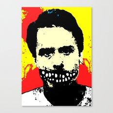 TRUE CRIME: Ted Bundy Canvas Print