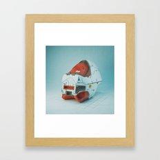 B1-ONE. (everyday 11.13.15) Framed Art Print