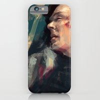iPhone & iPod Case featuring Khan by nlmda