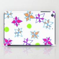 Festive Cracker Jacks iPad Case