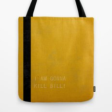Kill Bill Tote Bag